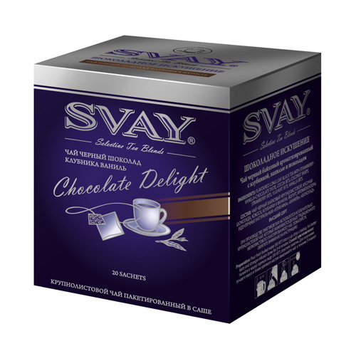 Чай SVAY Chocolate Delight
