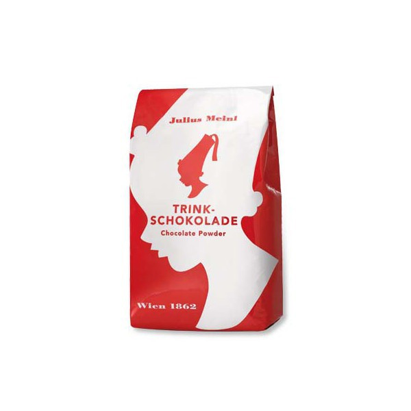 Горячий шоколад Julius Meinl Drinking Chocolate