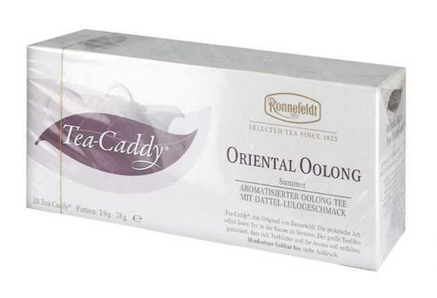 Чай Ronnefeldt Oriental Oolong Tea Caddy