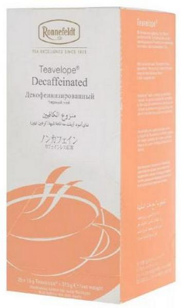 Чай Ronnefeldt Decaffeinated