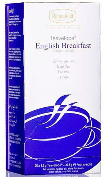 Чай Ronnefeldt English Breakfast